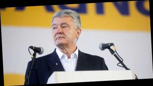 Порошенко о судилище над боевым генералом Павловским: это позор