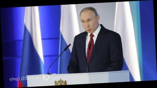 Путин – об Украине: мы никогда не допустим, чтобы наши исторические территории и людей использовали против РФ