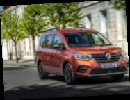 Renault представил Kangoo нового поколения
