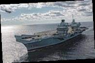 Российская подлодка следила за британским авианосцем — СМИ