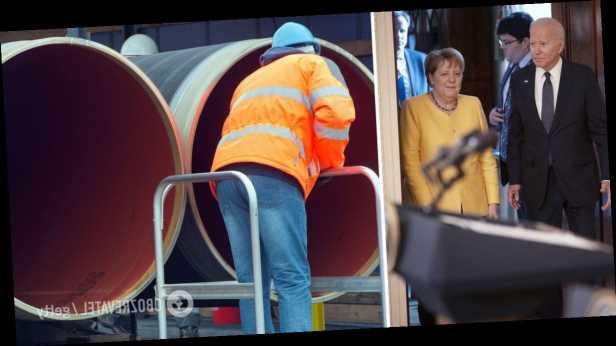 США и Германия договорились увеличить инвестиции в Украину из-за »Северного потока-2» – Reuters
