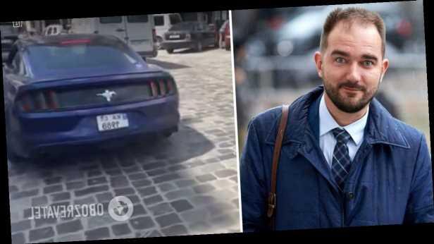 Скандальный нардеп Юрченко впервые прокомментировал ДТП во Львове. Видео