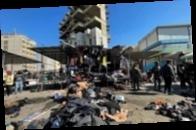 Теракт в Багдаде устроила смертница