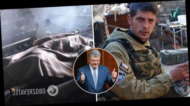 В »ЕС» заявили, что Порошенко лично согласовывал ликвидацию главаря пророссийских боевиков »Сомали» Гиви