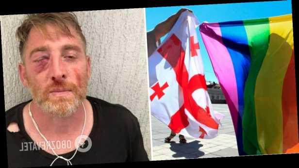 В Грузии умер телеоператор, избитый во время акции в поддержку ЛГБТ