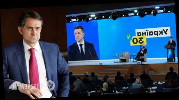 В Киеве стартовал форум »Украина 30. Трудовые ресурсы»: онлайн-трансляция