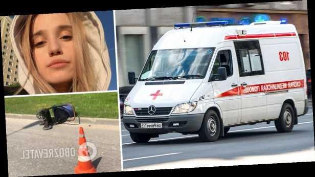 В Москве 19-летняя студентка сбила троих детей с коляской: пятилетний мальчик скончался. Фото и видео