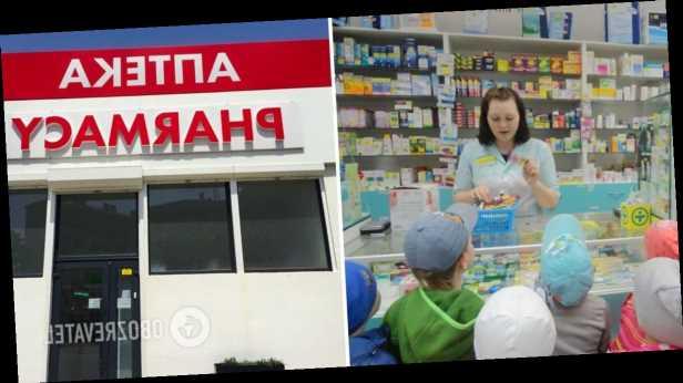В Раде запретили продавать лекарства детям