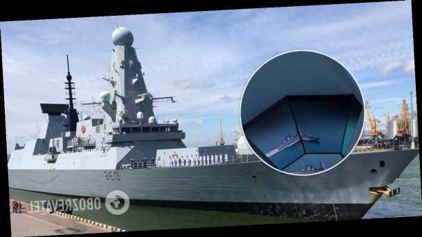 В России показали изображение нового истребителя: в прицеле – похожий на Defender корабль