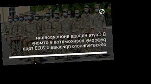 В Слуге народа анонсировали реформу военкоматов и отмену обязательного призыва с 2023 года