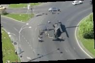 В центре Бухареста аварийно сел вертолет США