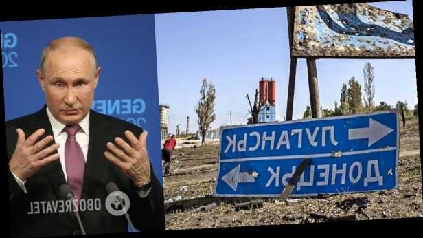 Віктор Каспрук: Путин начал готовить »ДНР» к осенней дестабилизации Украины