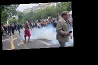 Во Франции протестовали против вакцинации