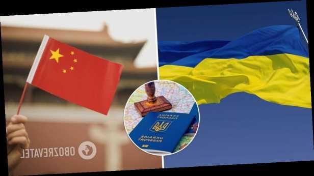 Зеленский и Си Цзиньпин договорились о безвизе между Украиной и Китаем