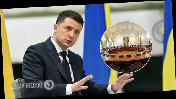 Зеленский произвел замену в составе СНБО. Документ