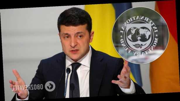 Зеленский заявил, что Украина готова получить новый транш МВФ