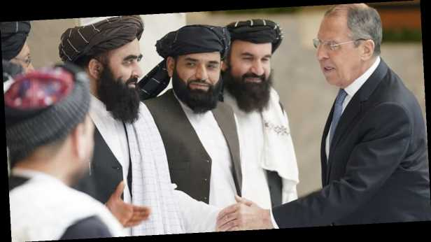 Злой одессит: Россия себя выдает, обхаживая »Талибан»