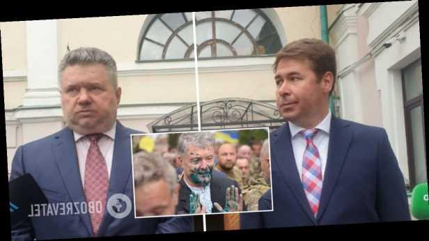 Адвокаты Порошенко обжалуют в суде бездействие полиции по делу о нападении на пятого президента