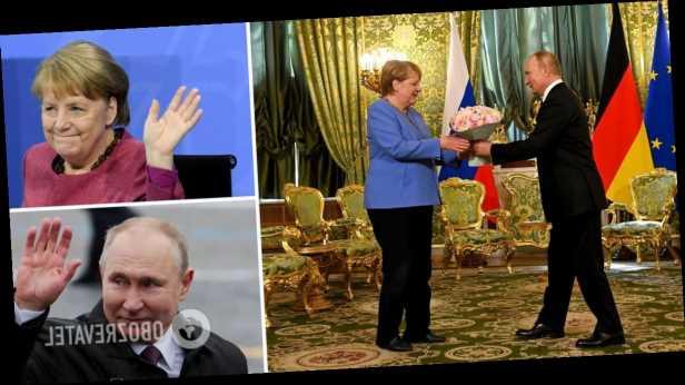 Андрей Зубов: Прощание с Путиным: Меркель сделала все, что могла