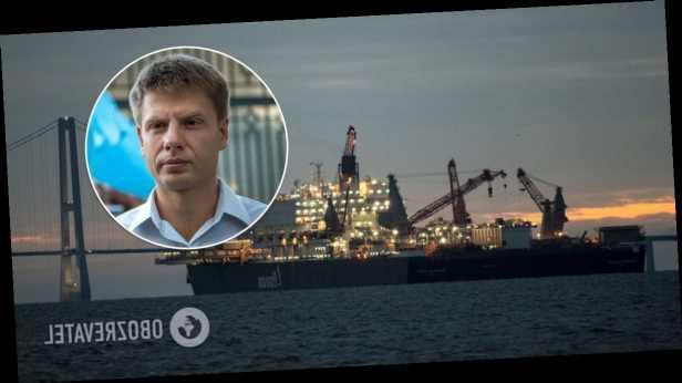 Гончаренко рассказал о »Северном потоке-2»: Украине нужен многолетний газовый контракт