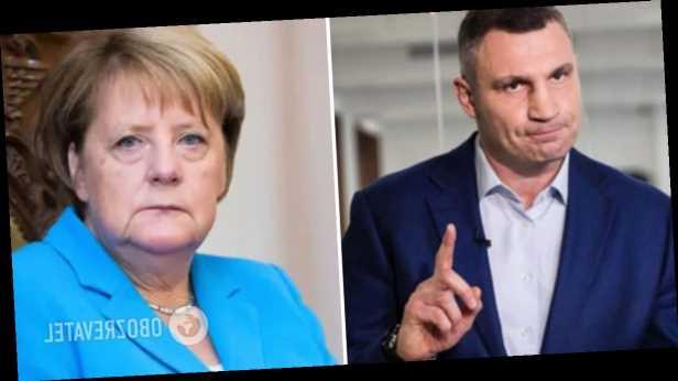»Мелочность и слабость»: Кличко ответил ОП на сорванную встречу с Меркель
