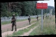 Нарушение госграницы . Конфликт Польши и Беларуси