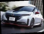 Nissan представил заряженную версию семейного компактвэна Note