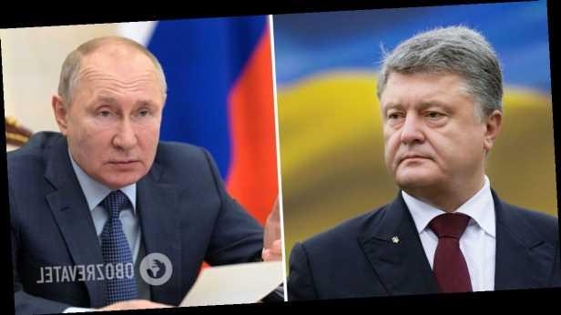 Порошенко: Путину нужны не Крым и Донбасс, а вся Украина
