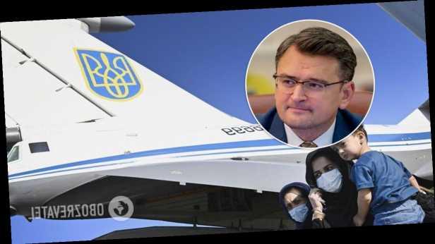 Самолет внезапно вышел на рулежку: выяснились новые детали »захвата» украинского самолета в Кабуле