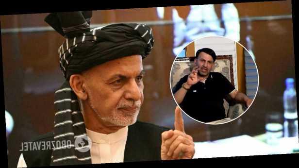 Талибы заявили, что к ним присоединился брат сбежавшего президента Афганистана. Видео