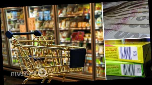 Украинец переклеивал в супермаркете штрих-коды с дешевых товаров на дорогие: грозит до 3 лет лишения свободы