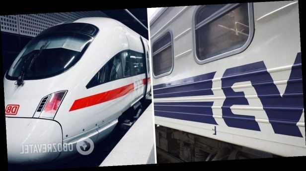 »Укрзалізницю» отдадут под управлениеDeutsche Bahn: что изменится для пассажиров