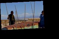 В Боливии исчезло гигантское озеро