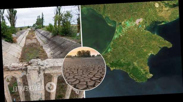 В Украине назвали единственное условие поставок воды в оккупированный Крым