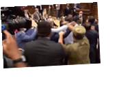 В парламенте Армении произошли две драки