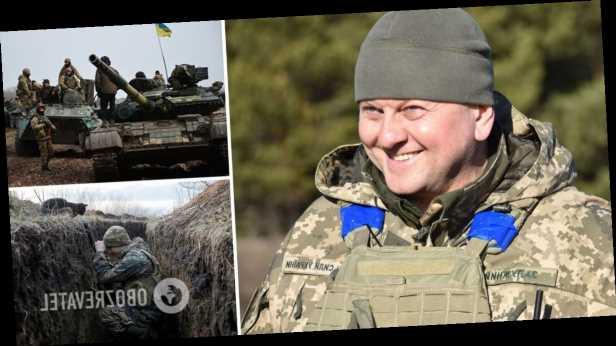 ВСУ должны готовиться к освобождению оккупированных территорий, – генерал-майор Залужный