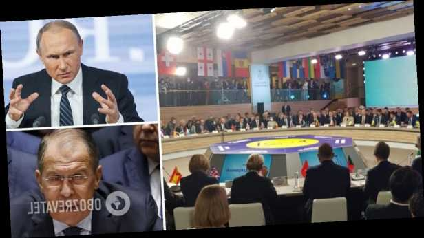 Злой одессит: »Крымская платформа»: солидарность международного сообщества и бессилие России