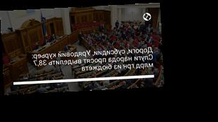 Дороги, субсидии, Урядовий курьер: Слуги народа просят выделить 38,7 млрд грн из бюджета