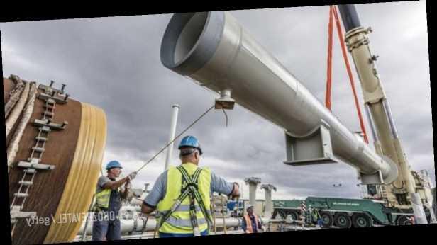 »Газпром» начнет прокачку газа »Северным потоком-2» с 1 октября – Bloomberg