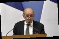 Главы МИД Франции и РФ обсудят Украину, Иран и Афганистан