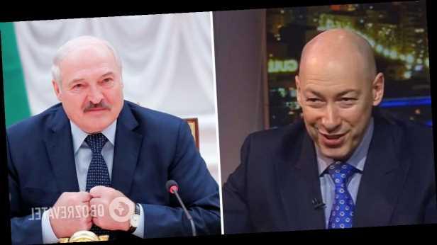 Гордон о Лукашенко: мне кажется, что у него плохо со здоровьем, возможно, не без воздействия »друзей»
