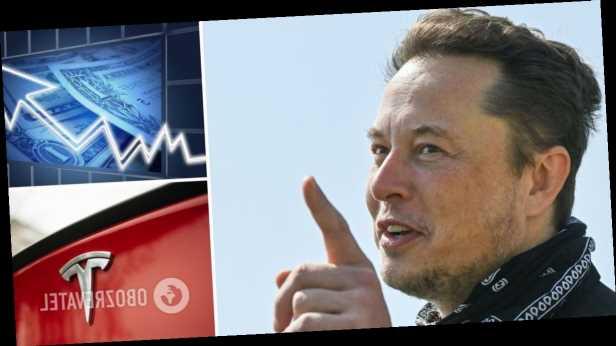 Илон Маск стремительно богатеет: акции Tesla взлетели до рекорда