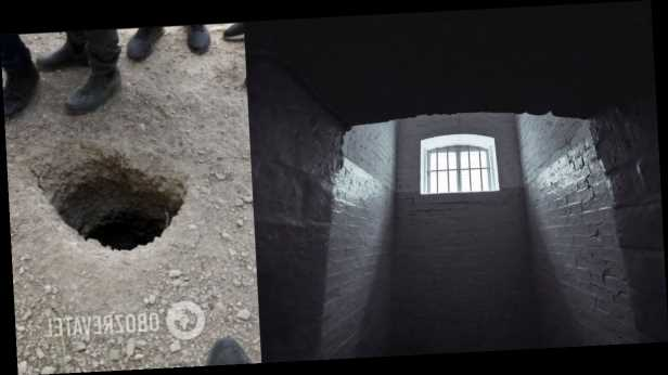Из израильской тюрьмы сбежали опасные палестинские боевики: тоннель вырыли ложкой. Видео