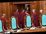 КСУ обязал Раду внести изменения в Уголовный кодекс относительно пожизненного заключения