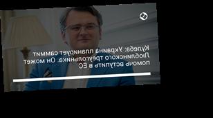 Кулеба: Украина планирует саммит Люблинского треугольника. Он может помочь вступить в ЕС