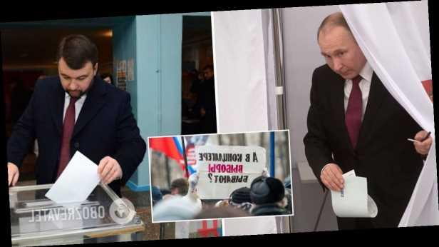 Лилия Корнилова: Избирательный фарс. Россия превращает ОРДЛО в »электоральный султанат»