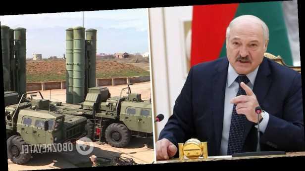 Лукашенко заговорил о размещении на границе с Украиной российских ЗРК С-400: нас начинают »подогревать»