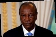 МИД РФ потребовал освобождения президента Гвинеи