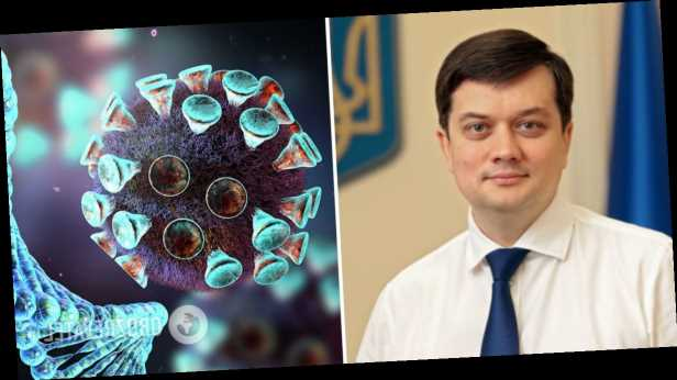 Михаил Бродский: Разумков поступил не достойно, или Пример необходимости вакцинироваться
