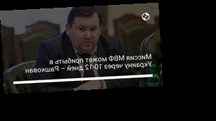 Миссия МВФ может прибыть в Украину через 10-12 дней – Рашкован